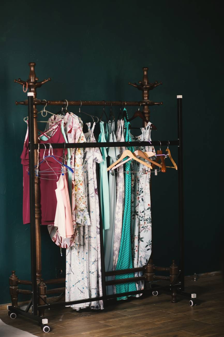 clothes clothes hanger clothing dress
